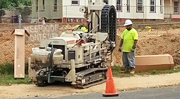 Environmental Well Drilling - NJ, PA, DE